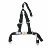 "Tiger 4 Pt ""Y"" Harness Seat Belts Sewn In 2x2 w/ Pads Black"
