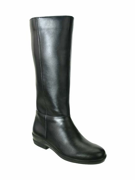 David Tate Women's Paige Extra/Super Wide Calf™ Boot (Black ...
