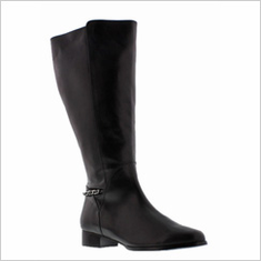 Wide Calf Dress Boots