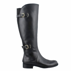 Naturalizer Women's Jamison Wide Calf Riding Boot (Black) - Final Sale