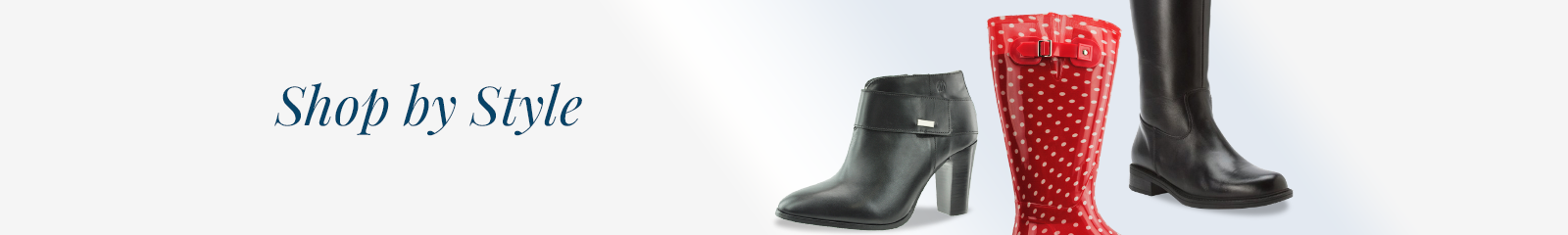 Shop By Wide Calf Boot Style