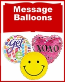 Add a Balloon to Your Kids Gift Basket