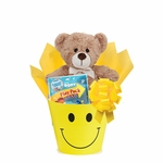 Bear Hugs Kids Gift Basket