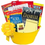 Bed Rest Get Well Gift Basket
