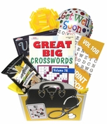 Boredom Buster Gift Box Entertaining Get Well Gift
