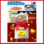 Budding Artist Kids How To Gift Box