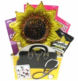 Cheerful Get Well Gift Basket for Women