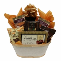 Chocoholics Spring Gift Basket