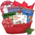 Christmas Books Gift Basket for Baby