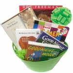 Timeless Classics Baby Books Gift Basket