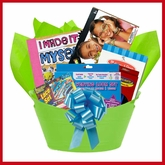 Crafty Kids Gift Basket