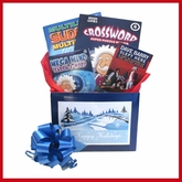 Entertaining Holiday Gift Box with Book