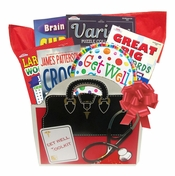 Get Well Toolkit A No Food Gift Basket for Feeling Better