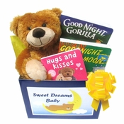 Good Nights Baby Gift Basket