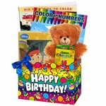 Happy Birthday Box for Kids