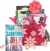 Holiday Bestseller Book Basket