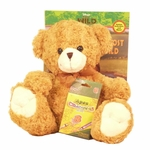Kids Book and Teddy Bear Gift Set