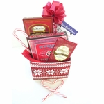 Peppermint Pleasures Holiday Gift Box
