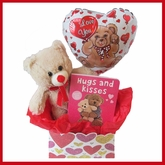 Affordable Hugs and Kisses Valentine's Day Gift for Baby