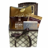 Quiet Moments Inspirational Gift Basket