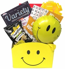 Cheer Up Puzzles and Smiles Gift Box for Men and Women
