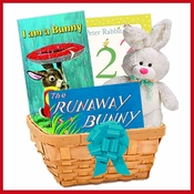 Some Bunny Loves You Baby Gift Basket