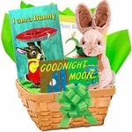 Some Bunny Loves You Baby Basket