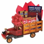 Truck and Book Gift Set