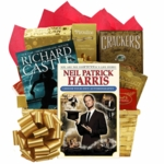 Book Lover's Gift Basket
