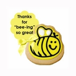 Thanks for Bee-ing So Great Cookie