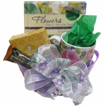 Touch of Comfort Sympathy Gift Basket