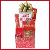 Valentines Gift Box with Book