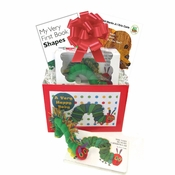 Baby Board Books Gift Box Featuring Very Hungry Caterpillar