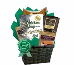 Chicken Soup for the Grieving Soul Sympathy Gift Basket