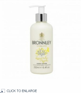 Bronnley Lemon and Neroli Hand Lotion