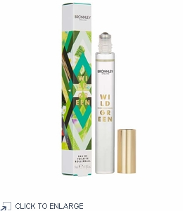 Bronnley Wild Green Eau de Toilette Rollerball - 80% Off