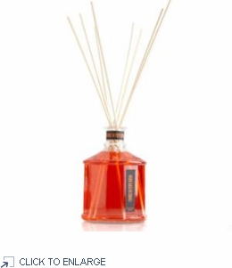 Erbario Toscano Black Pepper Diffuser 1 Lt with Reeds - ONLY 1 Available - Final Sale 78% Off
