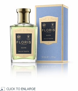 Floris Elite Eau de Toilette 50ml Spray - Retirement Sale 20% Off