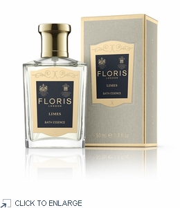 Floris Limes Bath Essence 50ml