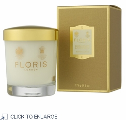 Floris Sandalwood & Patchouli Candle