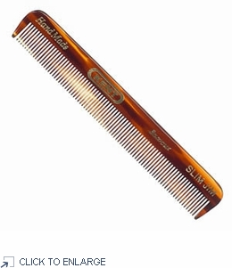 Kent Small Men's Pocket Comb 120mm / 4.7 inches - SlimJim