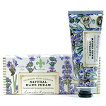 Natural Hand Cream - Made in England