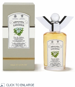 Penhaligon's Gardenia Eau de Toilette 100ml Natural Spray - ONLY 1 Remains - 40% Off