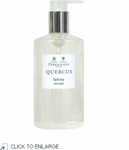 Penhaligon's Quercus Liquid Soap 300ml Pump - Spa & Hotel Collection