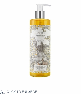 Woods of Windsor Honeyed Pear & Amber Hand Wash - SOLD OUT