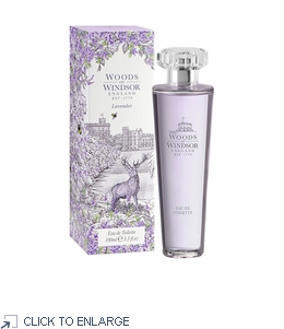 Woods of Windsor Lavender Eau de Toilette - 20% Off