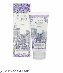 Woods of Windsor Lavender Nourishing Hand Cream 100ml