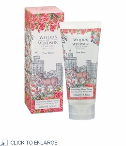 Woods of Windsor True Rose Nourishing Hand Cream