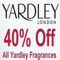 Yardley 40%