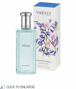 Yardley London English Bluebell Eau de Toilette 50ml - 20% Off